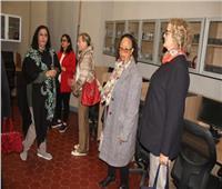 «زوجات سفراء العالم».. في ضيافة متحف نجيب محفوظ
