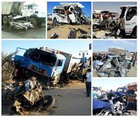 «نعوش طائرة» في شوارعنا.. من يواجه كوارث سيارات النقل الثقيل؟