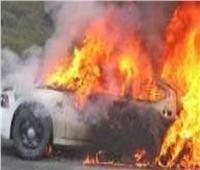 ضبط المتهم بإشعال النيران في سيارة محام بفرشوط