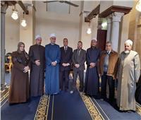 أمين «البحوث الإسلامية» يتفقد ختام ورشة العمل الرابعة لواعظات الأزهر