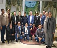 """""""فودة"""" يشكر جميع الجهات المشاركة في مهرجان شرم الشيخ التراثي الدولي"""
