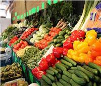 استقرار أسعار الخضروات في سوق العبور اليوم ١٧ يناير