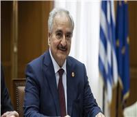 حفتر: أؤيد عقد مباحثات السلام بشأن ليبيا بموسكو ومستعد لزيارة روسيا