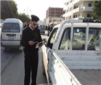 ضبط ٥٦٥٧ مخالفة مرورية و٣٧ سائقًا تحت تأثير المخدرات على مستوى الجمهورية