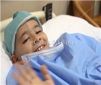 شاهد| الداخلية ترسم البسمة على وجوه المرضى داخل مستشفياتها