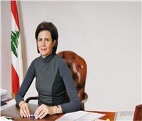 وزيرة الداخلية اللبنانية تدعو المتظاهرين إلى الحفاظ على سلمية الاحتجاجات