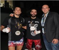خطة مصرية للسيطرة على لعبة MMA أوروبيا  صور