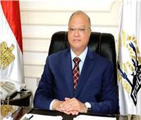 محافظ القاهرة يتفقد أعمال تقوية رافع مياه نفق العروبة