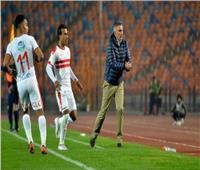 «كارتيرون» يطمئن على جاهزية عبدالشافي لمباراة المصري