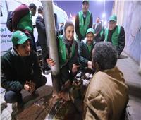 «التضامن» تطلق حملة لإنقاذ المشردينمن الكبار والأطفال بلا مأوى