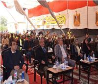 محافظ الإسماعيلية يتفقد مشروعات المقاولون العرب