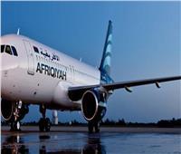 فيديو  طائرات الخطوط الأفريقية الوطنية الليبية تنقل المرتزقة السوريين لطرابلس