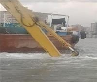 الري : السيطرة على بقعة سولار بنهر النيل في منطقة جزيرة الزمالك