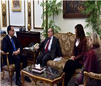 رئيس الوزراء: مصر تولي اهتماما بالغا بمكافحة الهجرة غير الشرعية