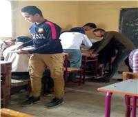 لجنة امتحان دون مراقبين.. مصدر بـ«التعليم»: إحالة واقعة الغش الجماعي بطنطا للتحقيق