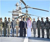 عكستم احترافية عالية.. نص رسالة السيسي للقوات المسلحة بعد افتتاح «برنيس»