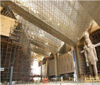 فيديو| «الأعلى للآثار» يكشف موعد الانتهاء من المتحف المصري الكبير