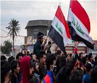 العراق: إصابة 8 متظاهرين خلال مواجهات مع الأمن في ساحة التحرير ببغداد