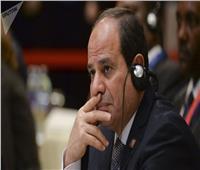الرئيس السيسي يبحث مع وزير خارجية أمريكا مفاوضات سد النهضة وأوضاع ليبيا