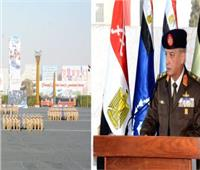 وزير الدفاع يشهد حفل انتهاء فترة الإعداد لطلبة الكليات العسكرية