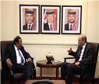 الأردن والهند يبحثان سبل تعزيز التعاون الثنائي