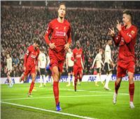 فيديو| الشوط الأول.. ليفربول يتقدم برأس «فان دايك» و«VAR» ينقذ مانشستر يونايتد