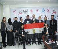 الاتحاد العالمي للتزيين يعقد أول اجتماع لتطوير المهنة بمصر