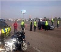 حملات مكثفة على الطرق السريعة للحد من الحوادث وتكثيف حملات الرادار