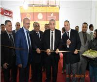 وزير التموين يفتتح المعرض الدولي العشرون لتكنولوجيا صناعة الحبوب