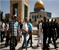102 مستوطن إسرائيلي يقتحمون المسجد الأقصى