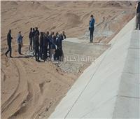 لجنة البرلمان تعترض على مخرات سيول البحر الأحمر ..صور