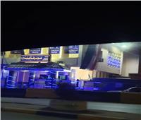 بالتزامن مع عيد الشرطة الـ ٦٨.. قسم شرطة إمبابة يتزين بالإضاءة والأعلام