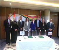 وزيرة التخطيط تشهد توقيع مذكرة للتعاون بين «صندوق مصر السيادي» و«أكتيس» للاستثمار