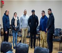 إقبال كبير للمتطوعين في أول ألعاب أفريقية للأولمبياد الخاص مصر 2020