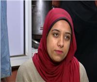 فيديو  «بنت بـ100 راجل».. قصة طالبة جامعية تعمل على «نصبة شاي»