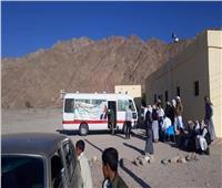 فرق طبية متحركة في طور سيناء للتعريف بمنظومة التأمين الصحي