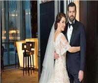 بـ«تغريدة رقيقة».. كندة علوش تحتفل بعيد زواجها الثالث