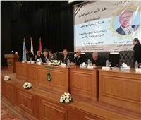 وزير التعليم العالي يشارك في تأبين «كمال أبو الخير»