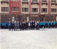 انطلاق الملتقى الأول للمعادن النفيسة بمشاركة وزيري التربية والتعليم والتموين