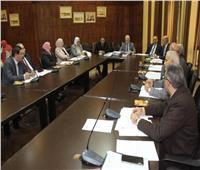 «عكاشة» يترأس أول اجتماع للدراسات العليا بجامعة طنطا