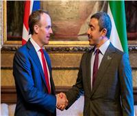 الإمارات وبريطانيا تبحثان التعاون الثنائى