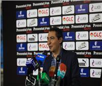شاهد| رد فعل محمد بركات لحظة سحب اسم مصر بقرعة تصفيات كأس العالم