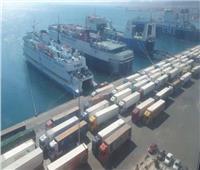 إعادة فتح مينائي بور توفيق والزيتيات بعد تحسن الطقس