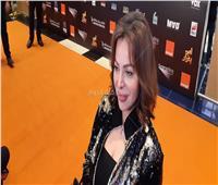 """سوزان نجم الدين تشارك في العرض الخاص لفيلم """"لص بغداد"""""""