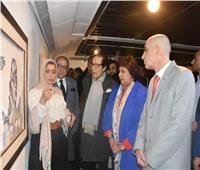 وزير الثقافة تشهد حفل توزيع جوائز مسابقة مؤسسة فاروق حسني