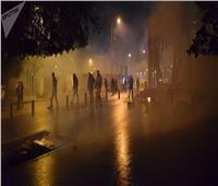 احتجاجات أمام البرلمان اللبناني اعتراضا على الحكومة الجديدة