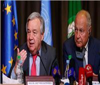 جوتيريش يأمل في اجتماع اللجنة العسكرية المشتركة حول ليبيا في 28 يناير