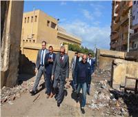 «الهجان» و«عشماوي» يبحثان إستغلال الأصول والمنشآت غير المستغله بالقليوبية