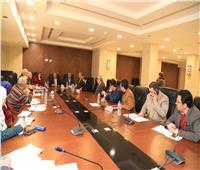 لجنة «مجمع البحوث وجامعة الأزهر» تبحث عددا من الملفات العلمية والتدريبية المشتركة
