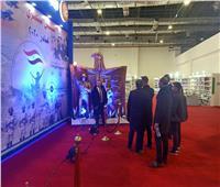 صور وفيديو.. «قادر 2020» تزين معرض القاهرة الدولي للكتاب